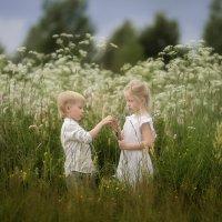 Брат и сестра :: Anna Filipanova
