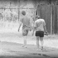 Ах , эти летние дожди ! :: Любовь