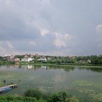 Хорошо у реки :: Ольга Винницкая (Olenka)