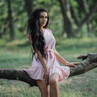 Вечерняя фотопрогулка с Ириной :: Лидия Марынченко