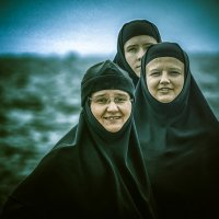 Монахини :: Александр Бойко