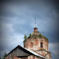 церковь Николая Чудотворца :: Геннадий Тарасов
