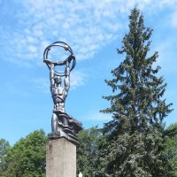 Памятник мирному атому :: veera (veerra)