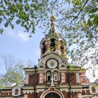 Вход в церковь  Александра Невского, г. Минск :: Tamara *