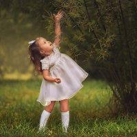 Маленькая леди :: Татьяна Кам