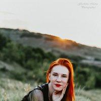 Закатное время :: Маша Глазкова