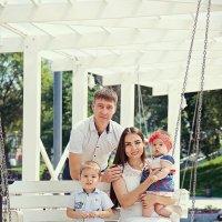 Семейная фотосъемка :: марина алексеева
