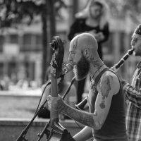 Уличные музыканты(7) :: Александр Степовой