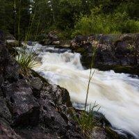 Поток воды :: Nika Polskaya