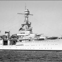 """Heavy cruiser USS """"Louisville"""", Australia, February 2nd 1938. :: Александр"""