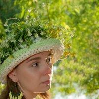 Лето и шляпки - лучшее украшение девушки :: delete