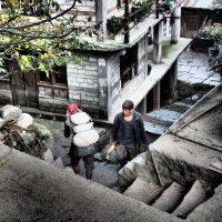unskilled labourer :: Tatiana Asanova