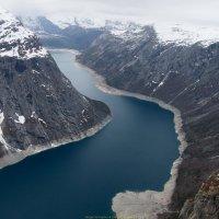 Горное озеро :: Странник С.С.