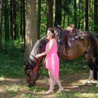 В лесу :: Андрей Минин