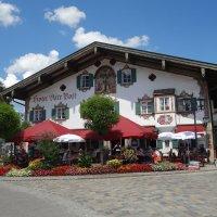 Верхняя Бавария, Обераммергау... :: Galina Dzubina