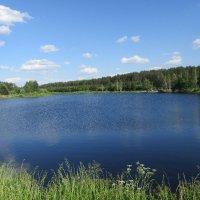 Летом на озере :: Mariya laimite