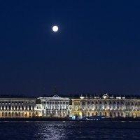 лунная ночь :: Оксана Исмагулова