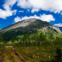 Небо,гора, мощь :: Татьяна Вобликова