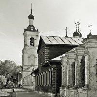 Церковь Николая Чудотворца в Голутвине :: Евгений