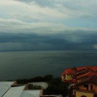 А в море дождь. :: sav-al-v Савченко