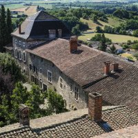 дом XVI века, деревня Перуж :: Георгий