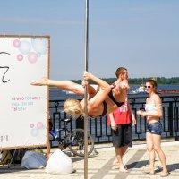 Немного Pole dance..... :: Андрей Головкин