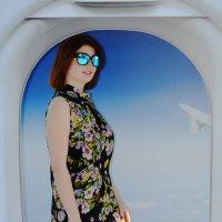 Приятного полёта вам! :: Роза Бара