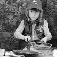 На детской кухне :: Светлана Рябова-Шатунова
