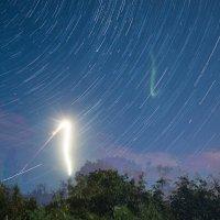 метеорный поток :: Алина Гриб