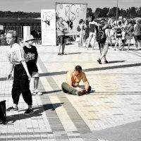 И пусть весь мир подождет....!! :: Андрей Головкин