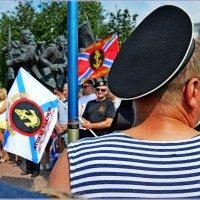 Все, кто причастен к морской службе... :: Vladimir Semenchukov