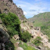 Вардзия - пещерный город 12-13 века :: Eugine Sinkevich