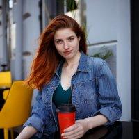 Летнее кафе :: Елена