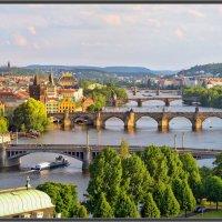 Мосты над Влтавой. :: Vadim WadimS67