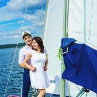 На яхте :: Екатерина