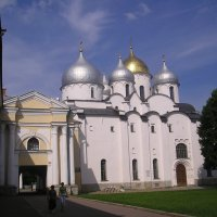 Прогулки по Великому Новгороду :: Дмитрий Солоненко