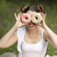 пончики :: Марина Потапова