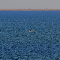 здесь кончается синее море.. :: Роза Бара