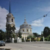 казаковская церковь :: елена