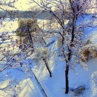 вспоминая зиму 1 :: Александр Прокудин