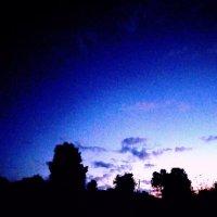 На что похоже облака :: Любовь