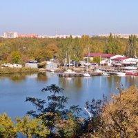 Вид с Флотского бульвара. Николаев :: Татьяна Ларионова