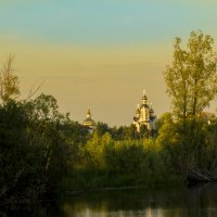 Пейзаж :: Андрей Кузнецов