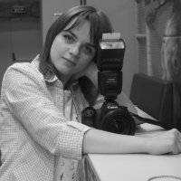 Фотографиня Алина :: Павел Савин