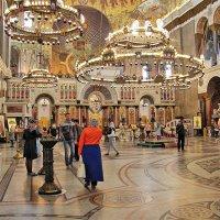 Внутренний интерьер Морского собора :: Nina Karyuk