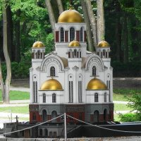 Храм на Крови (г. Екатеринбург) :: Маргарита Батырева