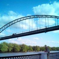 Гомель. Мост через реку Сож :: Lyudmila