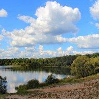 Облака уставшие от зноя... :: Лесо-Вед (Баранов)