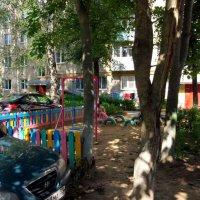 В провинциальном городке Центральной России :: Елена