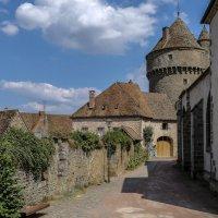 Башня Мот Форт (в переводе Крепкой Насыпи) XIII век :: Георгий